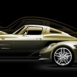 1957 Stingray racer concept 1963 Corvette Sting Ray  2014 Corvette Stingray