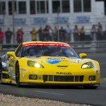 Corvette Racing Le Mans 2011