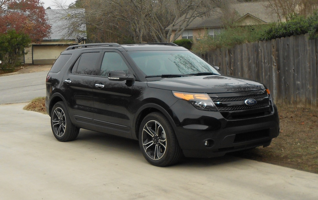 review 2013 ford explorer sport ecoboost