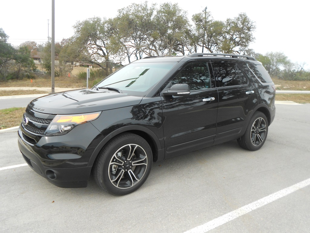 Review 2013 Ford Explorer Sport Ecoboost Autosavant