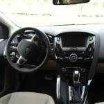 2012 Ford Focus Electric interior