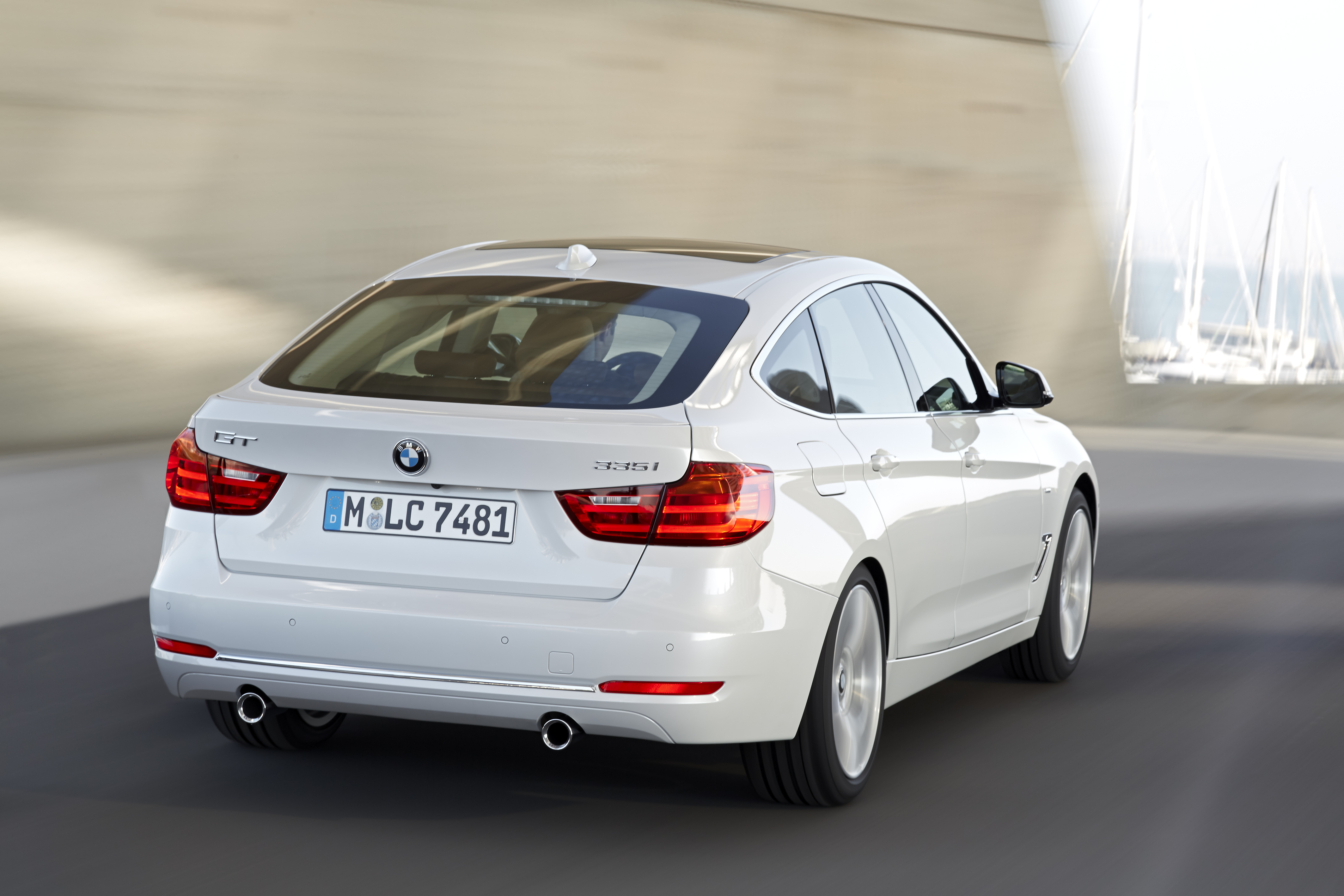 BMW Unveils Series GT Ahead Of Official Geneva Debut - Bmw 325i gt