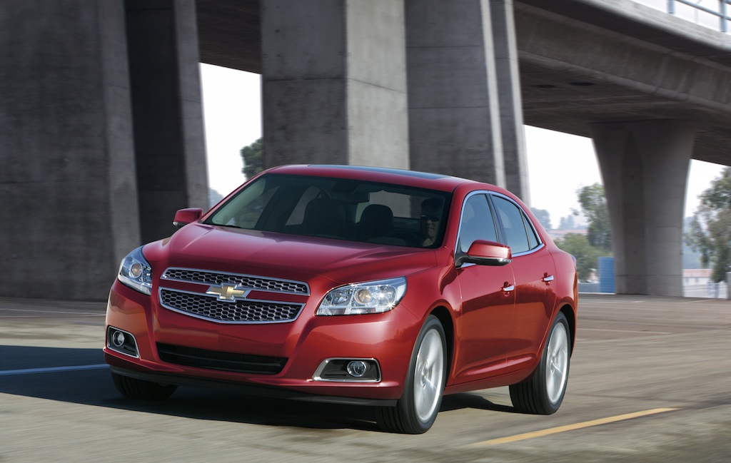 Review: 2013 Chevrolet Malibu LTZ 2.0 Turbo