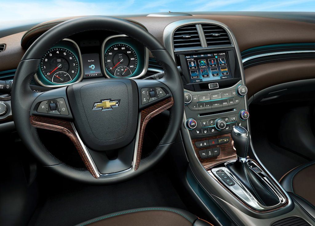 2012 Chevy Malibu Review