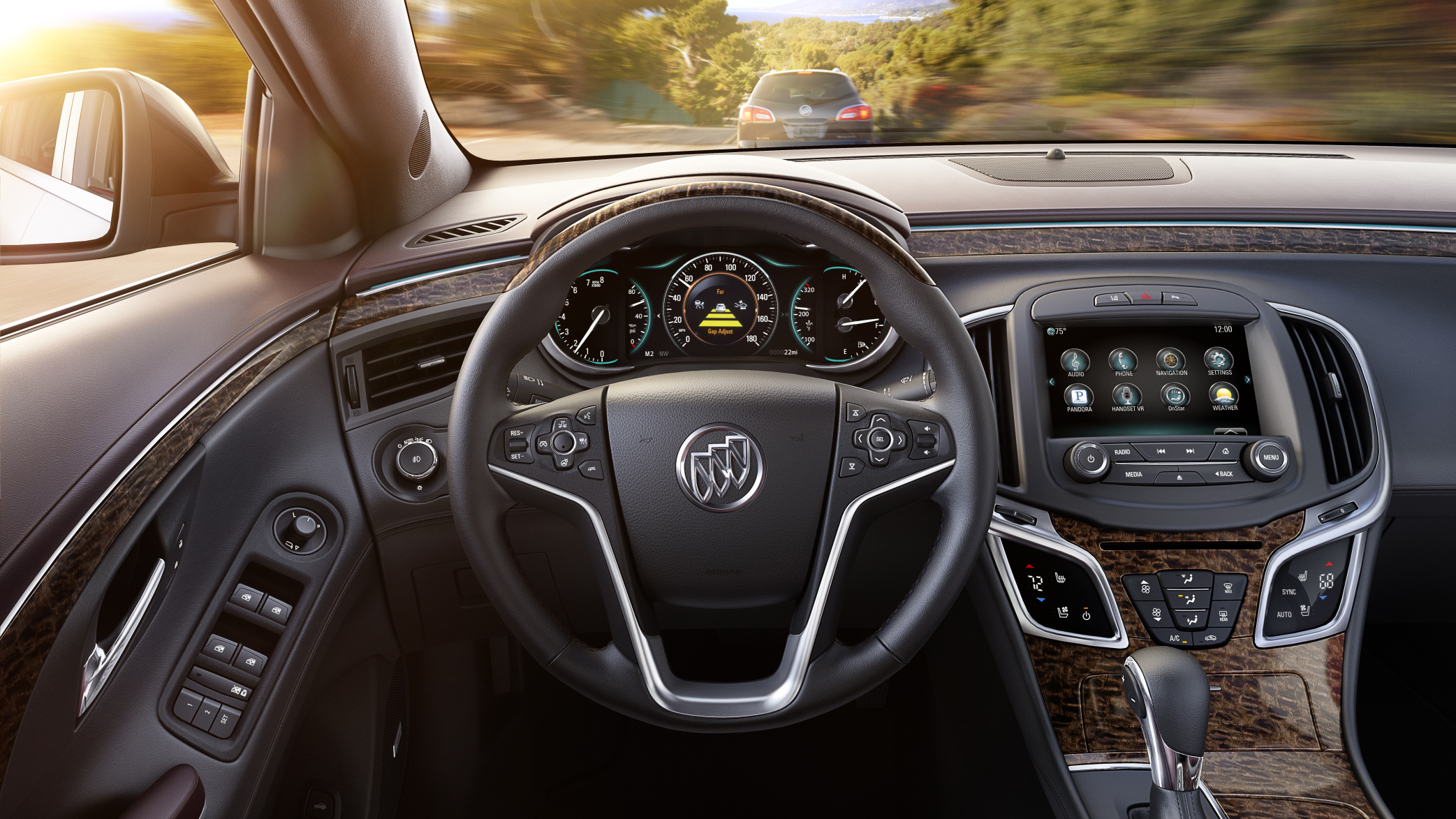 Buick Unveils Updated 2014 Lacrosse Ahead Of New York