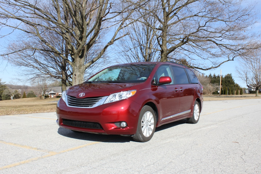 Long Term Test Introduction: 2013 Toyota Sienna XLE AWD