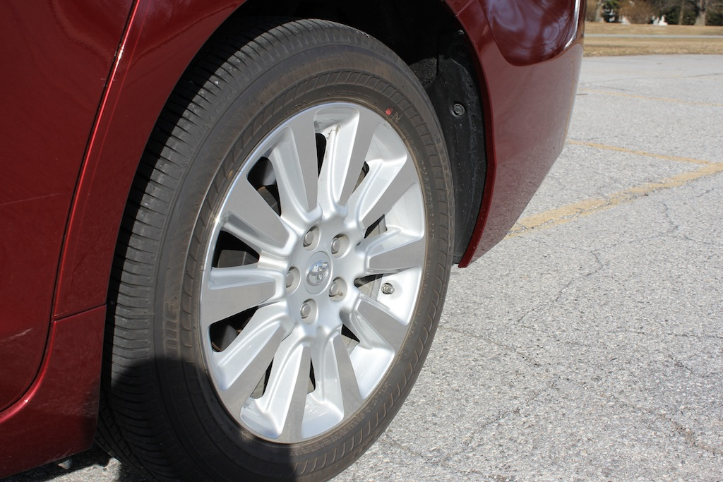 Long Term Test: 2013 Toyota Sienna XLE AWD Update 2: Why I Hate Run-Flat Tires