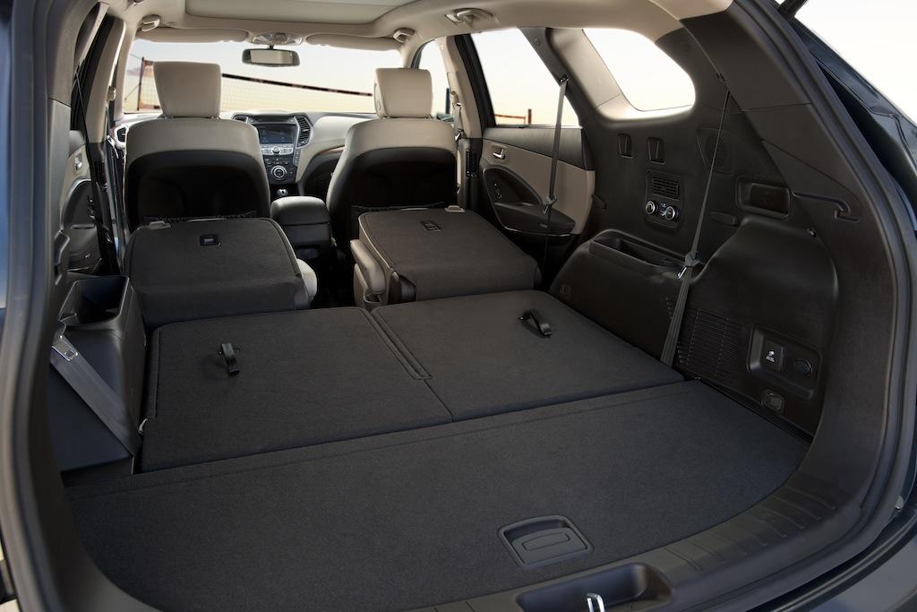 First Drive: 2013 Hyundai Santa Fe Limited (7-Penger ...