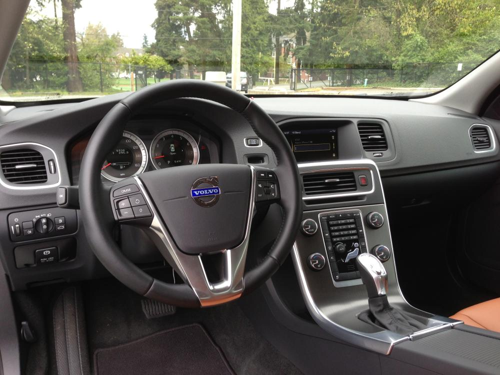 Volvo s60 review 2013