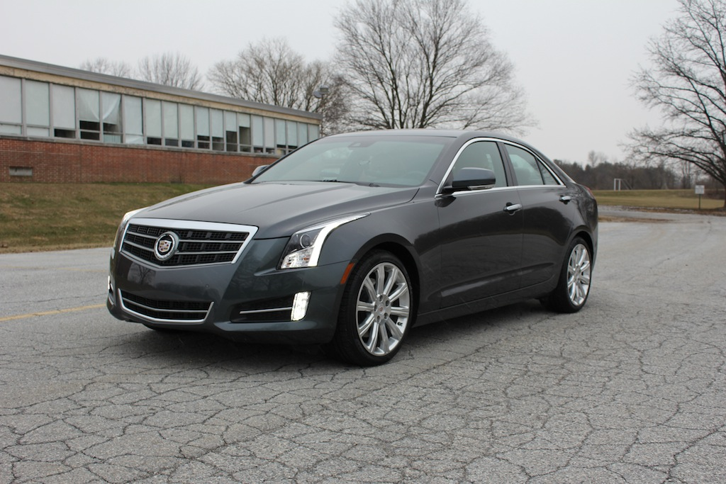 Review: 2013 Cadillac ATS 2.0T 6MT Premium Collection - Autosavant