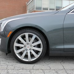 Review: 2013 Cadillac ATS 2.0T 6MT Premium Collection