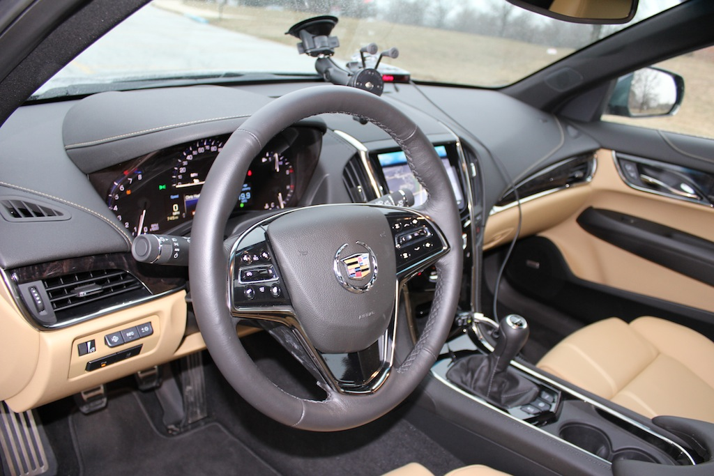 Review 2013 Cadillac Ats 2 0t 6mt Premium Collection Autosavant