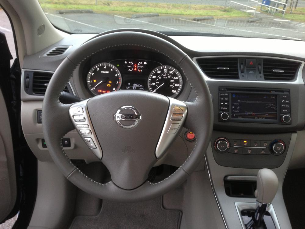 Wonderful 2013 Nissan Sentra SV 026