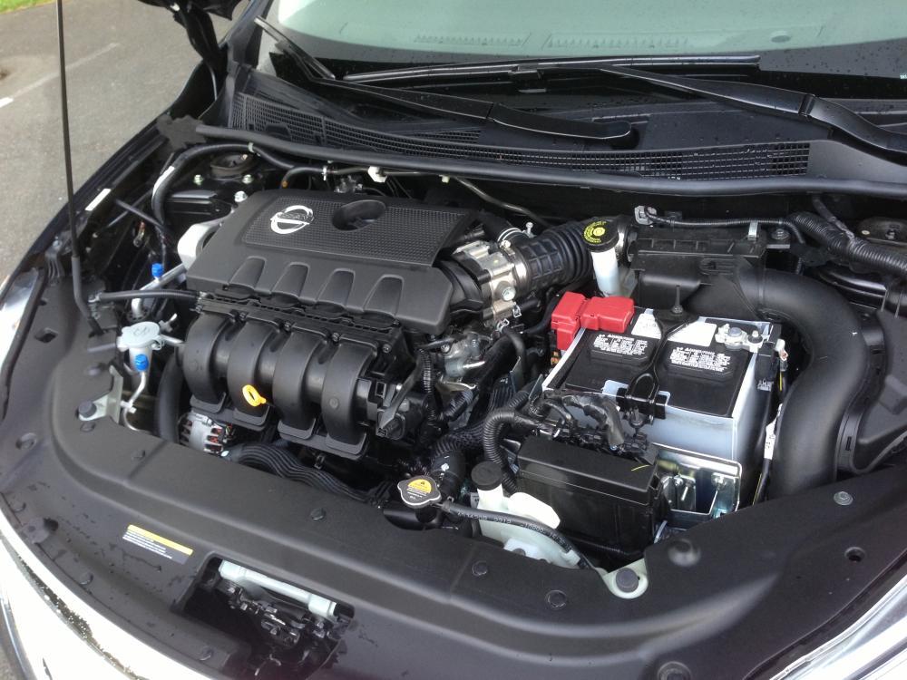 2013 Nissan Sentra SV 034