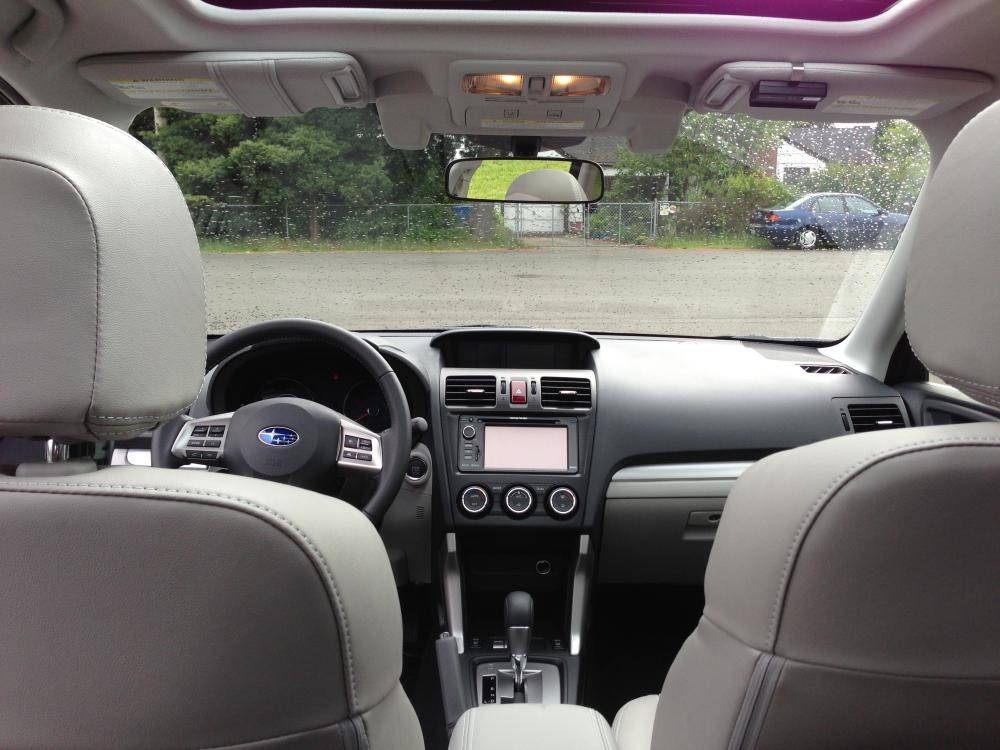 Review 2014 Subaru Forester 25i Touring Autosavant Autosavant