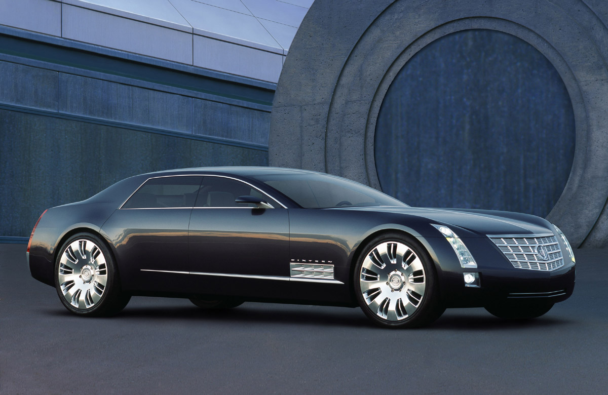 Gm Shelves Plans For Production Cadillac Quot Sixteen