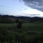 Great Drive Colorado - Hall Ranch at Dusk