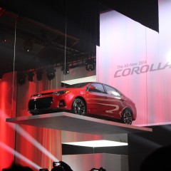 The 2014 Toyota Corolla Drops in Santa Monica
