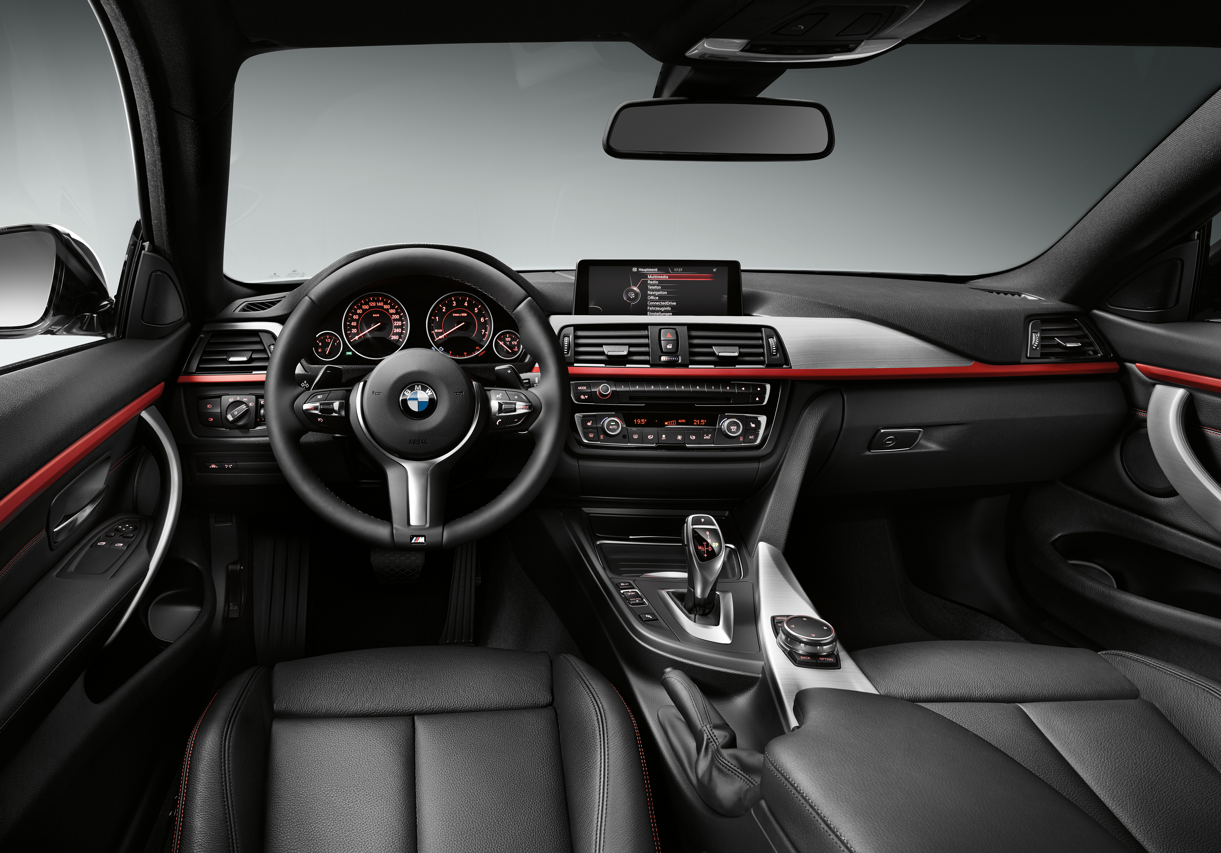 BMW Unveils 2014 4 Series Coupe
