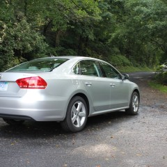 Review: 2013 Volkswagen Passat SE TDI 6MT
