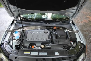 2013 Volkswagen Passat SE TDI 6MTT