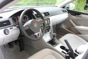 2013 Volkswagen Passat SE TDI 6MT
