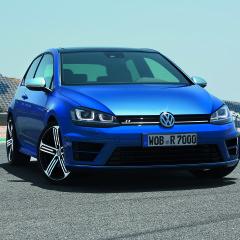 Volkswagen Unveils Redesigned 2015 Golf R Hatchback