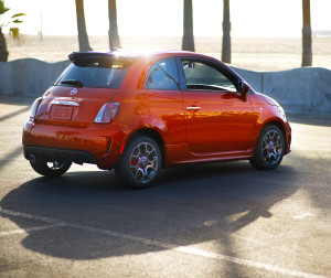 2013 Fiat 500 Cattiva. This limited-edition Fiat 500 will debut