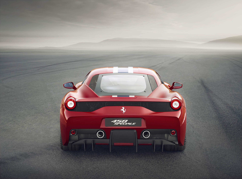 Ferrari Previews 2015 458 Speciale Model Ahead Of Frankfurt Debut Autosavant