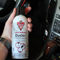 Product Review: Dust-Off Special Application Aerosol Duster