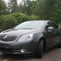 Long Term Test: 2013 Buick Verano Turbo Update 1
