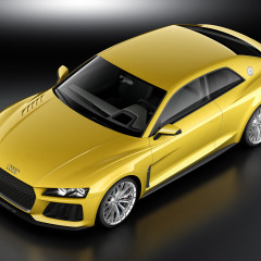 Audi Previews Plug-In Sport Quattro Concept Ahead Of Frankfurt Debut