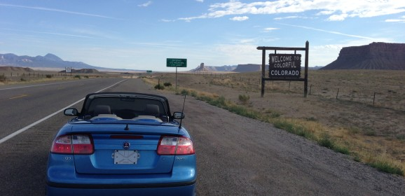 Epic Great Drive: Santa Fe to Seattle