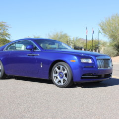 First Drive: 2014 Rolls-Royce Wraith