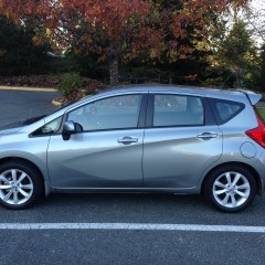 Review: 2014 Nissan Versa Note SV