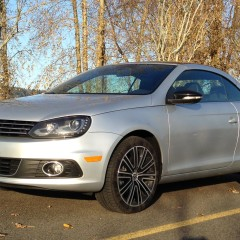 Review: 2014 Volkswagen Eos Sport