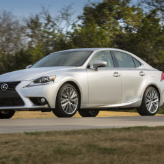 Review: 2014 Lexus IS 350 AWD