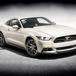 2015 Ford Mustang 50th Anniversary Edition