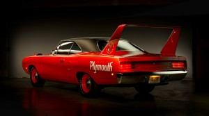 1970 Plymouth Road Runner Superbird coupe