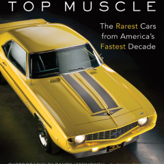 "Top Muscle: ""Light Painting"" the Muscle-Car Masterpieces"