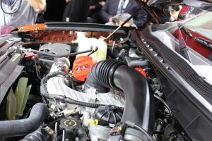 2016 Nissan Titan Cummins V8