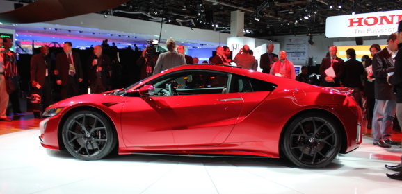 NAIAS 2015 Day One Recap