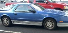 Hey, There's a Cool Car: 1992-93 Dodge Daytona ES