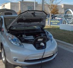 First Drive: 2011 Nissan Leaf SL