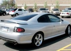Hey, There's a Cool Car: 2005/2006 Pontiac GTO