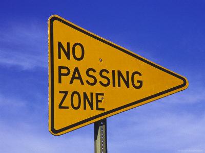 whatever happened to passing zones? - autosavant | autosavant