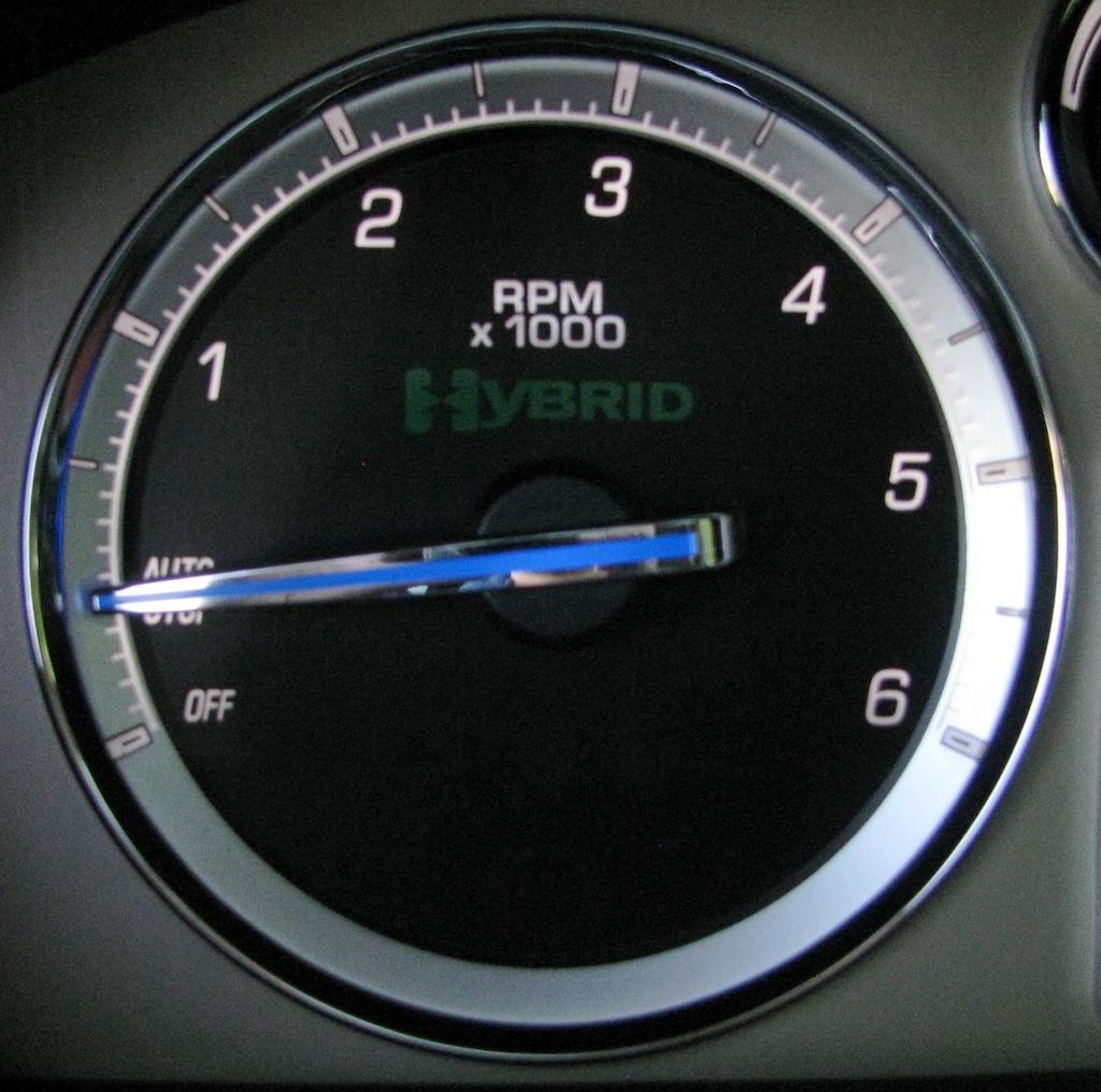 Review: 2011 Cadillac Escalade 4WD Platinum Hybrid