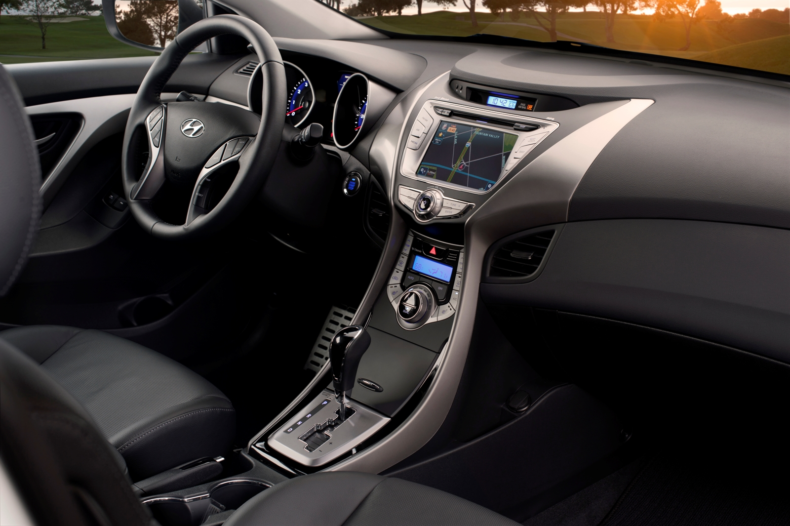 First Drive  2013 Hyundai Elantra Coupe